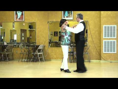 Viennese Waltz (Standard) Lecture 18, Top Line, 3 Points
