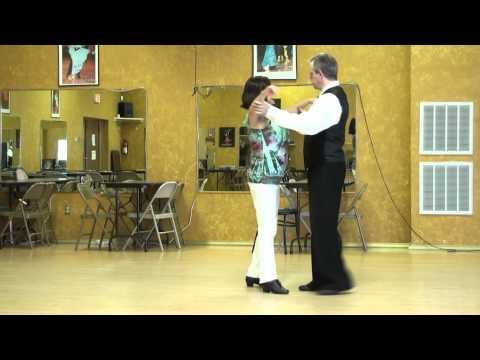 Viennese Waltz (Standard) Lecture 18, Top Line, 3 Points