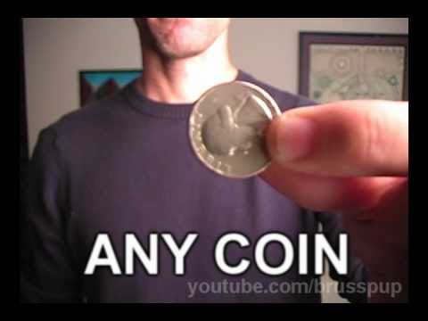Amazing Coin Trick!