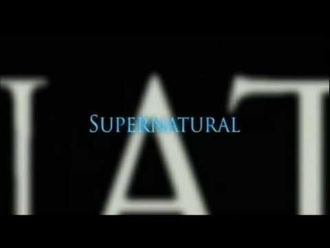 Supernatural openings 1-7