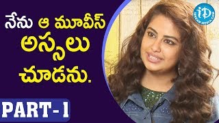 Raju Gari Gadhi 3 Actress Avika Gor Interview - Part #1 || Talking Movies With iDream - IDREAMMOVIES
