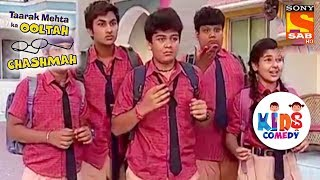Tapu Sena's Plan For The Vacation | Tapu Sena Special | Taarak Mehta Ka Ooltah Chashmah - SABTV