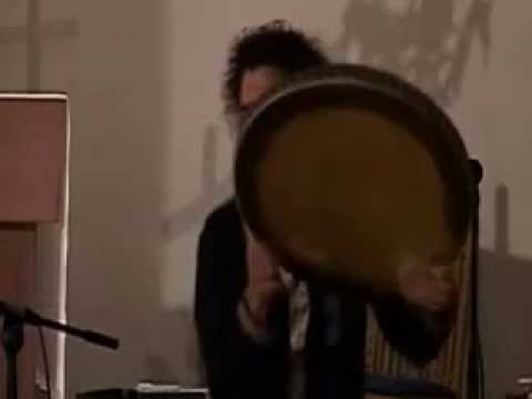 Daf - Duo - Ahmad Yahyazadeh-Pouya Khoshrou- Karlsruhe-Sept.2011- 