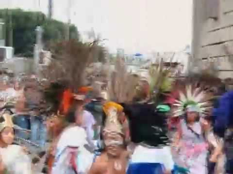 DANZAS PREHISPANICAS - MEXICO DF