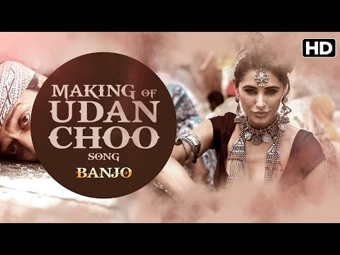 Making Of Udan Choo Song | Banjo | Riteish Deshmukh, Nargis Fakhri
