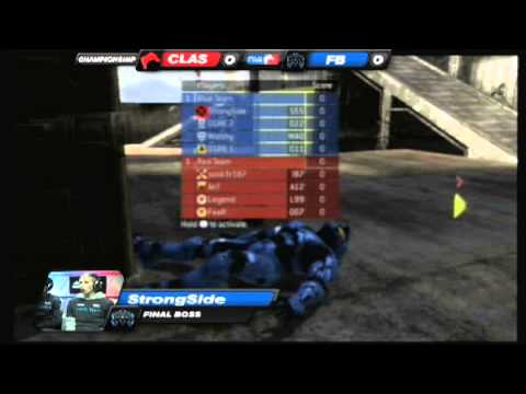 MLG Meadowlands 2008 ♦ Championship Finals ♦ Classic vs Final Boss ♦ Part 8