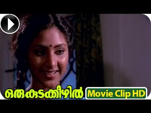 Malayalam Full Movie - Oru Kudakkezhil - Romantic Scene - Part 5 Out Of 32 [HD]