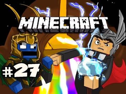 Minecraft: Asgard Adventures w/Nova & Kootra Ep.27 - FINISHING A JOB