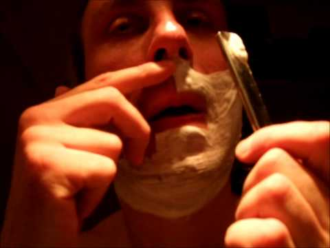Straight Razor August - Shave 4 / Rasiermesser-August - Rasur 4
