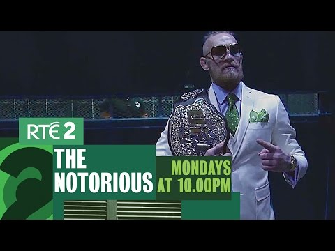 The Notorious | RTÉ2 | Starts Monday 26th January
