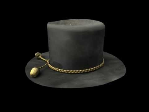 From Paper To Iron Civil War Exhibit: Uniform Hat