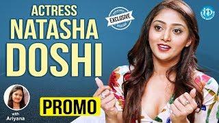 Jai Simha Actress Natasha Doshi Exclusive Interview - Promo || Talking Movies With iDream - IDREAMMOVIES