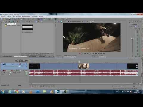 Tutorial De Como Hacer Efecto De Retroceso Con Sony Vegas Pro 11