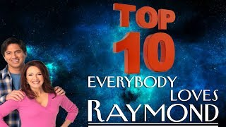 Top 10 Everybody Loves Raymond Ray getting angry moments