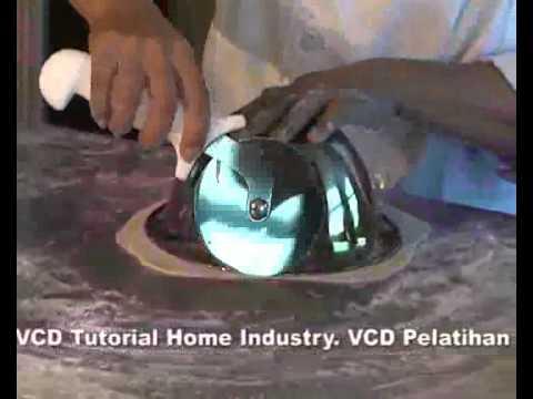 Cara Pembuatan Kulit Kebab. Resep & VCD Tutorial Kebab. 081332004197.