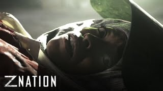 Z NATION | Season 5, Episode 10: Fear 2.0 | SYFY - SYFY