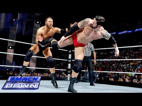 Wade Barrett vs. Curtis Axel: SmackDown, June 14, 2013