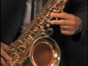Hear and Play Tenor Saxophone 101 : The notes of the scale on the tenor sax along with breathing and fingering technique! -S_Z94B03KdE