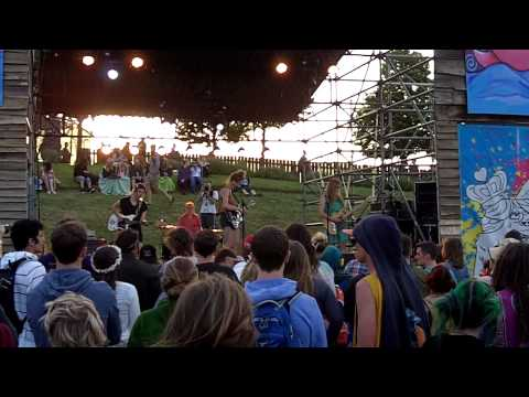 Chastity Belt - Cool Slut - Sasquatch Music Fest 2014