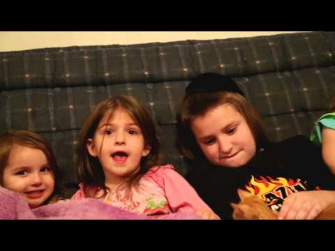 6 Playful Kittens and 6 Playful Kids (October ...