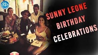 Sunny Leone Birthday Celebrations - IDREAMMOVIES