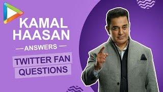 Kamal Haasan REVEALS his toughest role - HUNGAMA