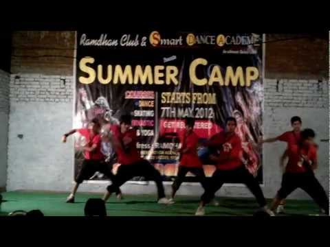smart dance academe ISHQZAADE