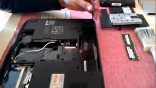 C?mo desmontar un ordenador port?til ACER ASPIRE 5738ZG