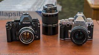 مراجعة الكاميرا Nikon Df: تصميم كلاسيكي بمواصفات رائعة