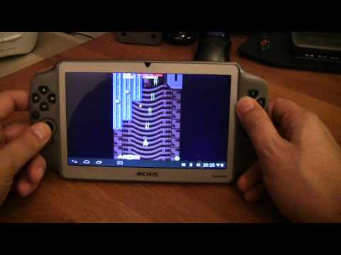 The Archos Gamepad - a lot of things are fixed - revisited after 1st firmware update