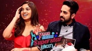 Ayushmann & Bhumi On Their Kissing Scene In 'Shubh Mangal Saavdhan' | Yaar Mera Superstar Season 2
