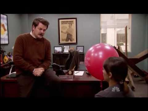 Ron Swanson - Shut Your Damn Mouth