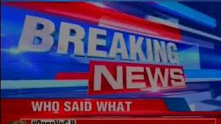 Impeachment war: Congress attacks V-P over his decision, says don't muzzle constitution - NEWSXLIVE