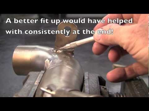 TIG WELDING 101: TIG WELDING STAINLESS STEEL EXHAUST TIPS AND TRICKS HOW TO WELD LONGEVITY TIGWELD