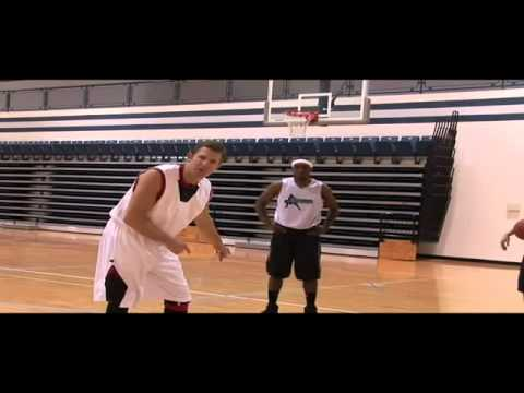 Ganon Baker Basketball Point Guard Workout - Seperation off the Screen