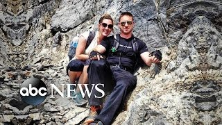 Couple rescued from ice cave after two days - ABCNEWS