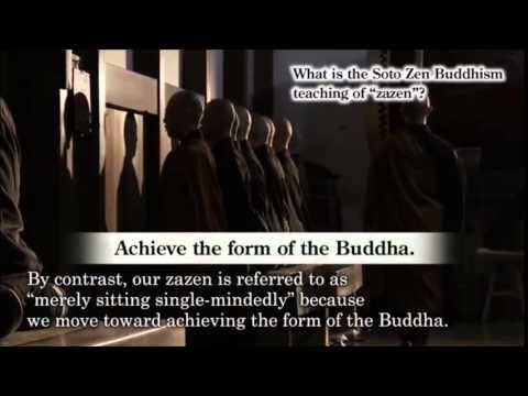 What is Shikantaza or Zen Meditation?