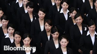 Why Japan's Women Problem Is So Hard to Fix - BLOOMBERG