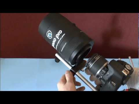 DSLR Adapter quick setup demo