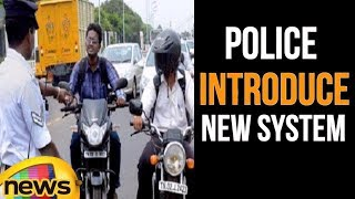 Chennai Traffic Police Introduce A New System To Collect Fines | Mango News - MANGONEWS