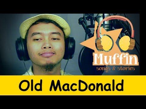 Muffin Songs – Old MacDonald Had A Farm Tekerlemeler ve İngilizce Çocuk Şarkıları