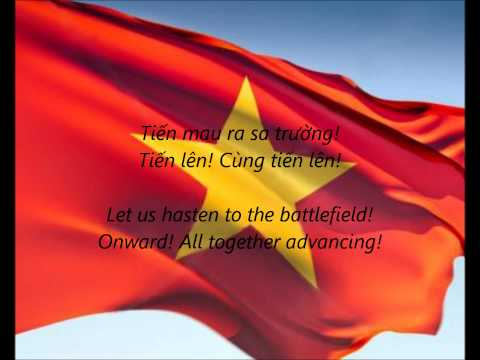 Vietnamese National Anthem -