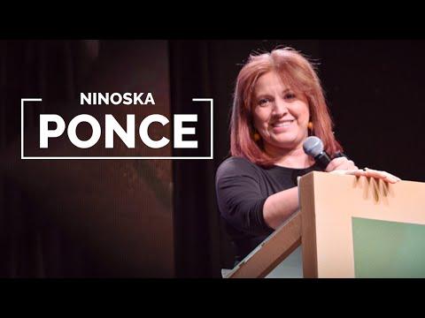 Conferencia 7 Ninoska Ponce Congreso Internacional de Mujeres 2014 REINAS PARA EL SEÑOR