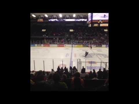 Syracuse Crunch vs Norfolk Admirals shootout