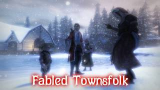 Royalty FreeBackground:Fabled Townsfolk