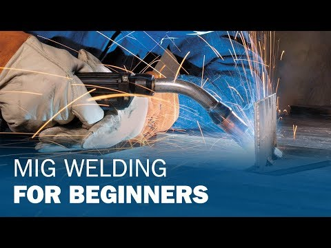 Basic MIG Welding Tips from Miller