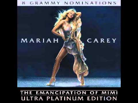 Mariah Carey: The Emancipation Of Mimi ALBUM @theofficialmrcc http://youtu.be/RMAPESzu4aA