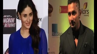 I am a big fan of Yo Yo Honey Singh : Kareena - IANSINDIA