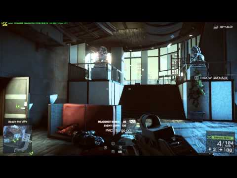Battlefield 4 FPS Test [ULTRA AND HIGH] GTX 770 Windforce 3X