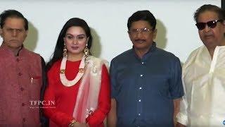 T Subbarami Reddy Press Meet About Viswa Nata Samrat Title Presentation To Kaikala Satyanarayana - TFPC